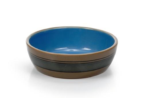 Beeztees Poezenschaal Kattenvoerbak Keramiek Blauw 125 cm