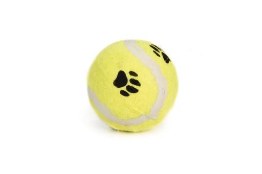 Beeztees Tennisbal Hondenspeelgoed Geel 65 cm