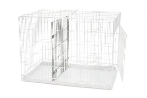 Beeztees Scheidingspaneel Hondenbench 78x55x61 cm