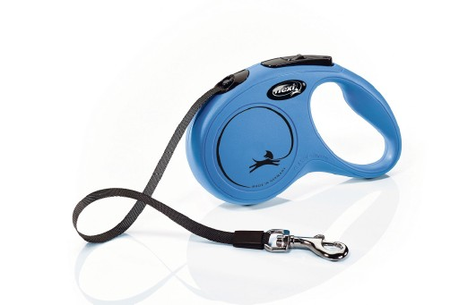 Flexi Classic Tape 5 meter Small Blauw