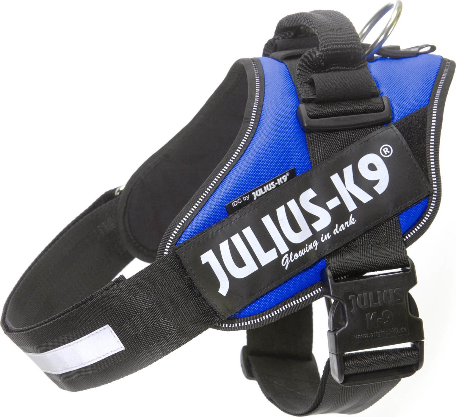 Afbeelding Julius K9 IDC Powerharnas Blauw door K-9 Security dogs
