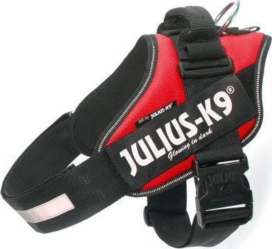 Julius K9 IDC Powerharnas Rood