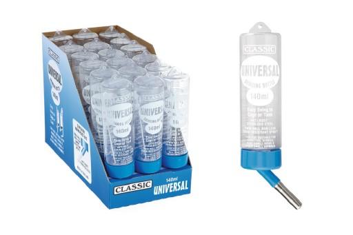 Classic Fles Universal Drinkfles Knaagdier 140 ml