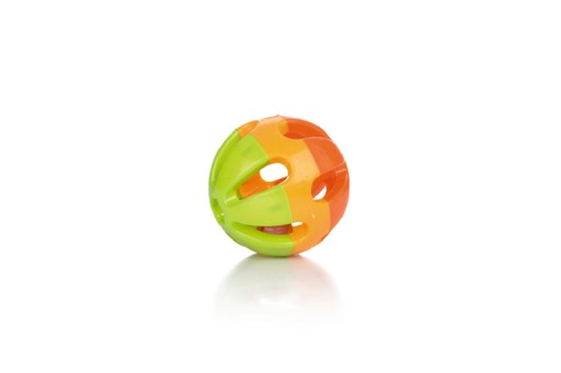Beeztees Wiggle Bal Knaagdierspeelgoed Plastic 75 cm