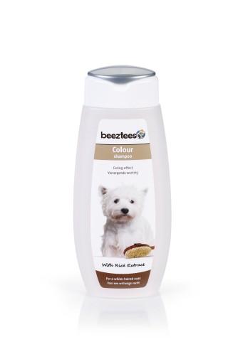 Beeztees Colour Shampoo Wit - Hondenshampoo - 300 ml