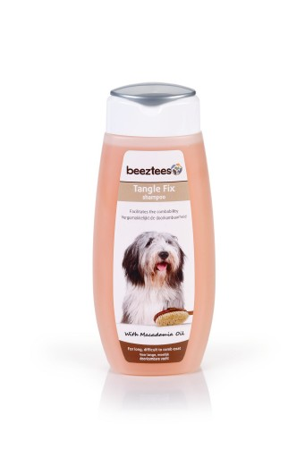 Beeztees Tangle Fix Shampoo Hondenshampoo 300 ml