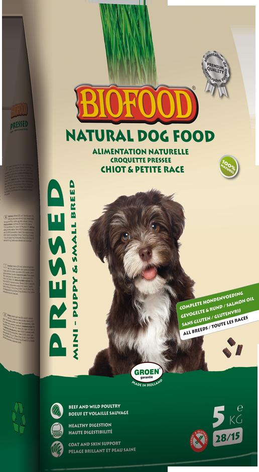 Afbeelding Biofood Puppy & Kleine rassen hondenvoer 5 kg door K-9 Security dogs