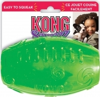 Kong squeezz football large